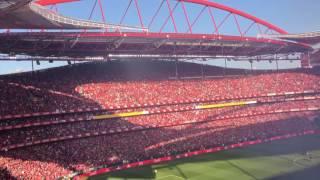 Benfica-Nacional Bailando 🎶🎶