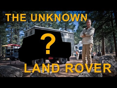 The Unknown Land Rover