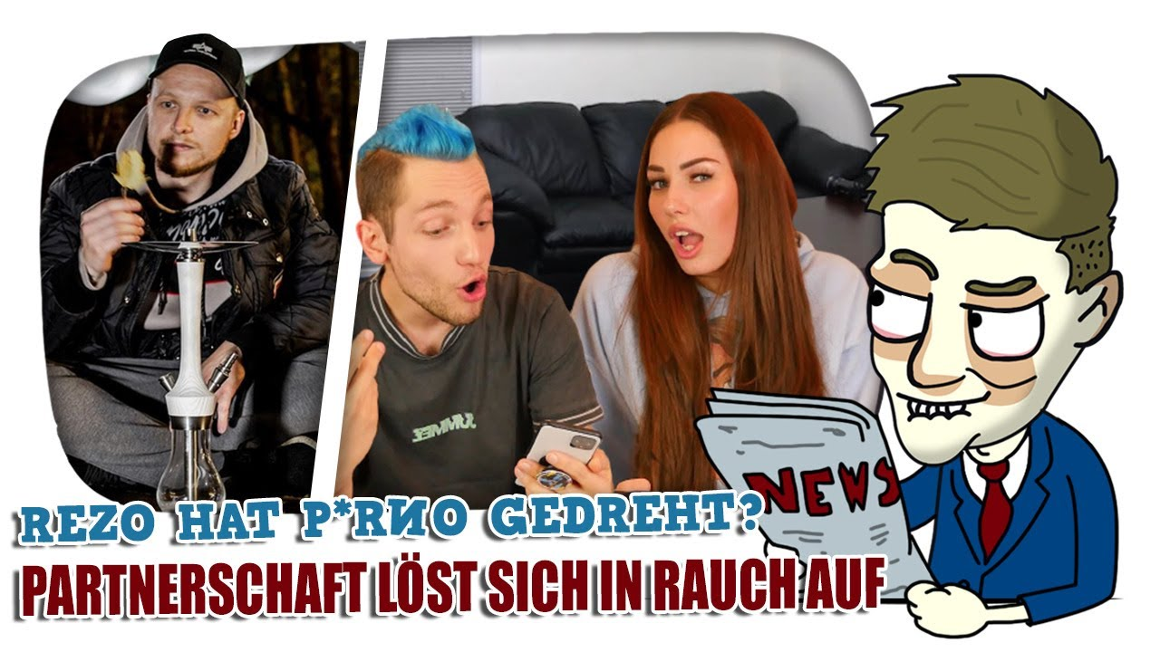 KuchenTV - Hat REZO einen P**NO GEDREHT? / YouTuber verliert PARTNERSCHAFT! - Cake News #83