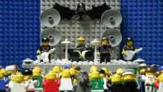 Lego Megadeth - Symphony of Destruction