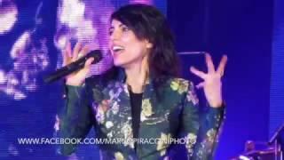 """GIORGIA: """"Laura Non C'E'"""" live in Rimini - """"Oronero Tour"""""""