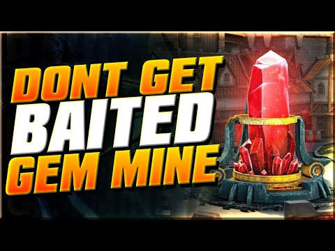 New Players Must Know About Gem Mine I Raid Shadow Legends