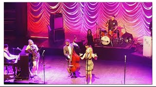 "Haley Reinhart, Ariana Savalas, Joey Cook & Postmodern Jukebox ""All About That Bass"" Chicago"