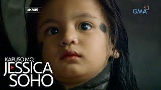Kapuso Mo, Jessica Soho: Batang babae, isinumpa umano ng isang kapre?