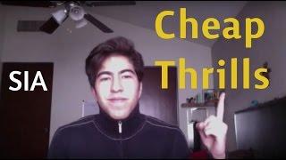 Sia - Cheap Thrills (cover)