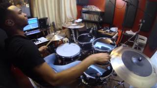 Anderson Paak   Parking Lot Drum Cover