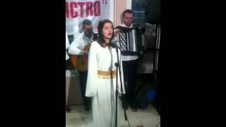 Jefimija Djinovic -Krst nam lome, gde li ce im dusa