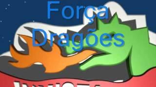 Futebol Club do Porto - Hino da Alegria. Emblema dos Dragões desenhado com Blender 3D