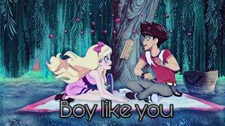 lolirock - boy like you