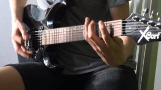 While She Sleeps - Brainwashed (Guitar Cover)