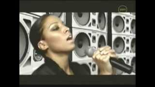 Jessica Folcker - Cash Like A Wrecking Ball (Live 2001)