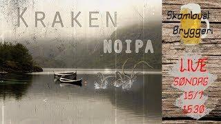 """Bryggedag #64: """"Kraken"""" Norsk IPA (NOIPA)"""