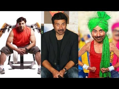 Sunny Deol Says All Actors Go Through Weight Gain and Loss!