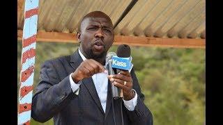 Senator Murkomen demands the immediate sacking of DCI Kinoti