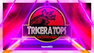 Alkpote - Les Marches de L'Empereur Saison2 #10 #Triceratops (ft. Jarod & Tino )
