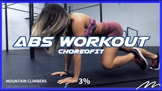 Abs Workout Challenge (Ejercicios para Abdomen) | ChoreoFit by Magga Braco