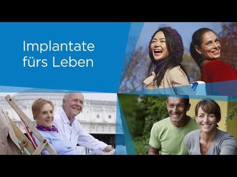 Patienten-Info-Film: Was ist ein Zahnimplantat?
