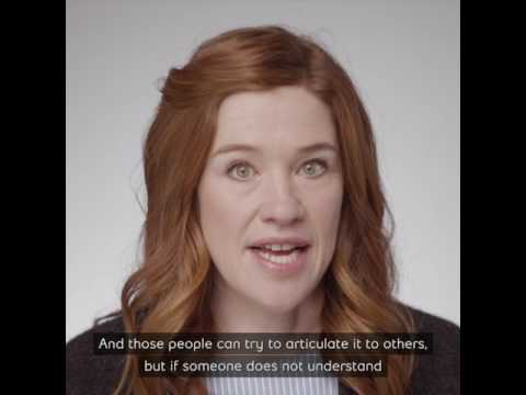Bell Let's Talk 2017: Clara Hughes - Understanding is the Key (with subtitles)