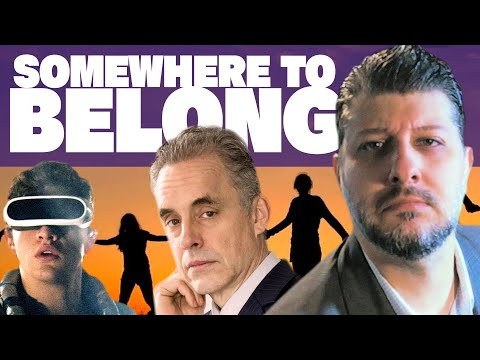 Somewhere To Belong: Jordan Peterson + Alienation | Very Important Docs¹²