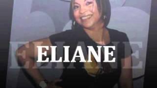 """Eliane a Rainha do Forro """"Espelho d'água"""""""