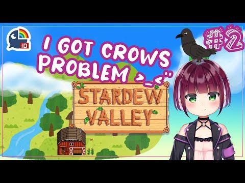 〔Stardew Valley〕Kucing Invaded the Stream !【NIJISANJI ID | NAGISA ARCINIA】
