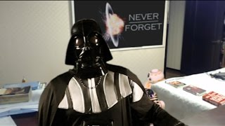 Droids Interrupt Darth Vader Interview [Parody of Children Interrupt BBC Interview]