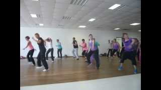 """Dance"" Lumidee vs fatman scoop choreography by Sandra Samaison"