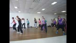 """Dance"" Lumidee vs fatman scoop choreography by Sandra Samaison"