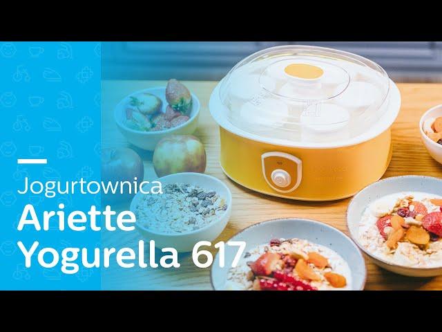 JAK ZROBIĆ NATURALNY JOGURT W DOMU? 😋 I TEST Ariete Yogurella 617, z którą zadbasz o zdrowie