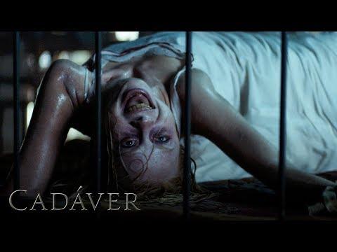 CADÁVER. Exorcismo. En cines 30 de noviembre.