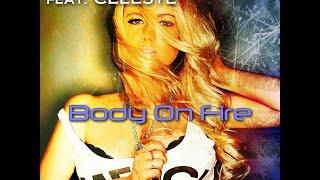 Michael Fall feat. Celeste  - Body On Fire (Promo Video) (DMN Records)
