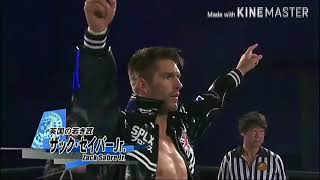 Zack sabre jr 2nd titantron