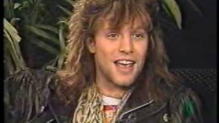 Jon Bon Jovi Interview