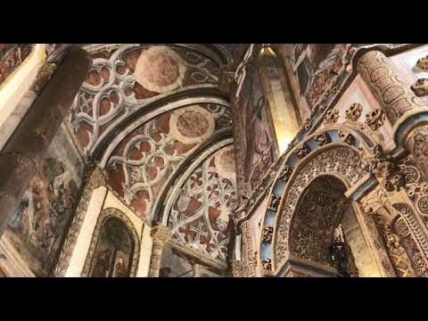 Marveling at a Templar Church in Tomar, Portugal
