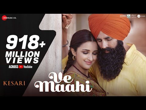 Ve Maahi Song Lyrics Kesari 2019