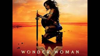 Wonder Woman soundtrack 03 Angel On The Wing