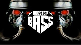Aggressive Motivational Hard Hip Hop Instrumental  - I Against All [Bass Boosted]