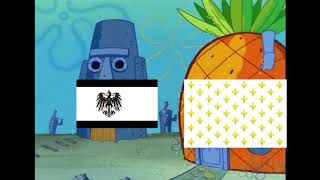 The Franco-Prussian War [Explained by Spongebob]