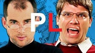 [PL] Steve Jobs vs Bill Gates. Epic Rap Battles of History Sezon 2.