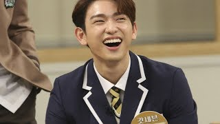 GOT7 Jinyoung cute and funny moments 2018
