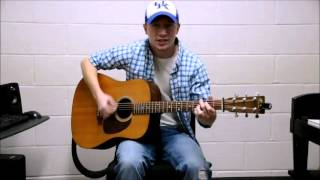 """""""Southern Belle"""" by Scotty McCreery - Cover by Timothy Baker *MY ORIGINAL MUSIC IS ON iTUNES!*"""