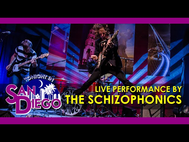 Video en directo de Schizophonics