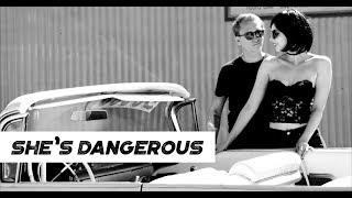 "ROB LAFOND ""SHE'S DANGEROUS"""