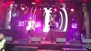 Modern Talking RELOADED You Are Not Alone Live @ Turku GO 90's FESTIVAL 5.8.2017