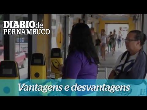 Popula��o faz an�lise do sistema BRT
