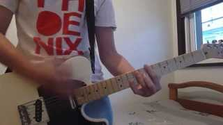 Blur - Stereotypes (guitar cover)