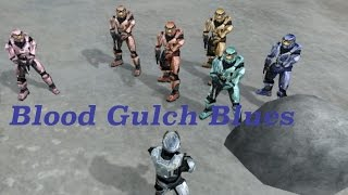 Red vs Blue (Blood Gulch Blues)