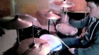 MARC - the movielife - jamestown drum cover