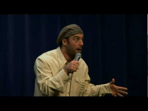Joe Rogan - solution for war