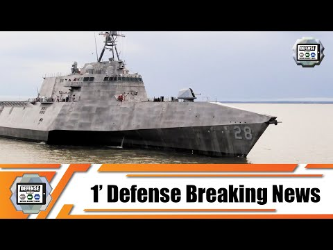US Navy receives Independence-class USS Savannah from Austal
